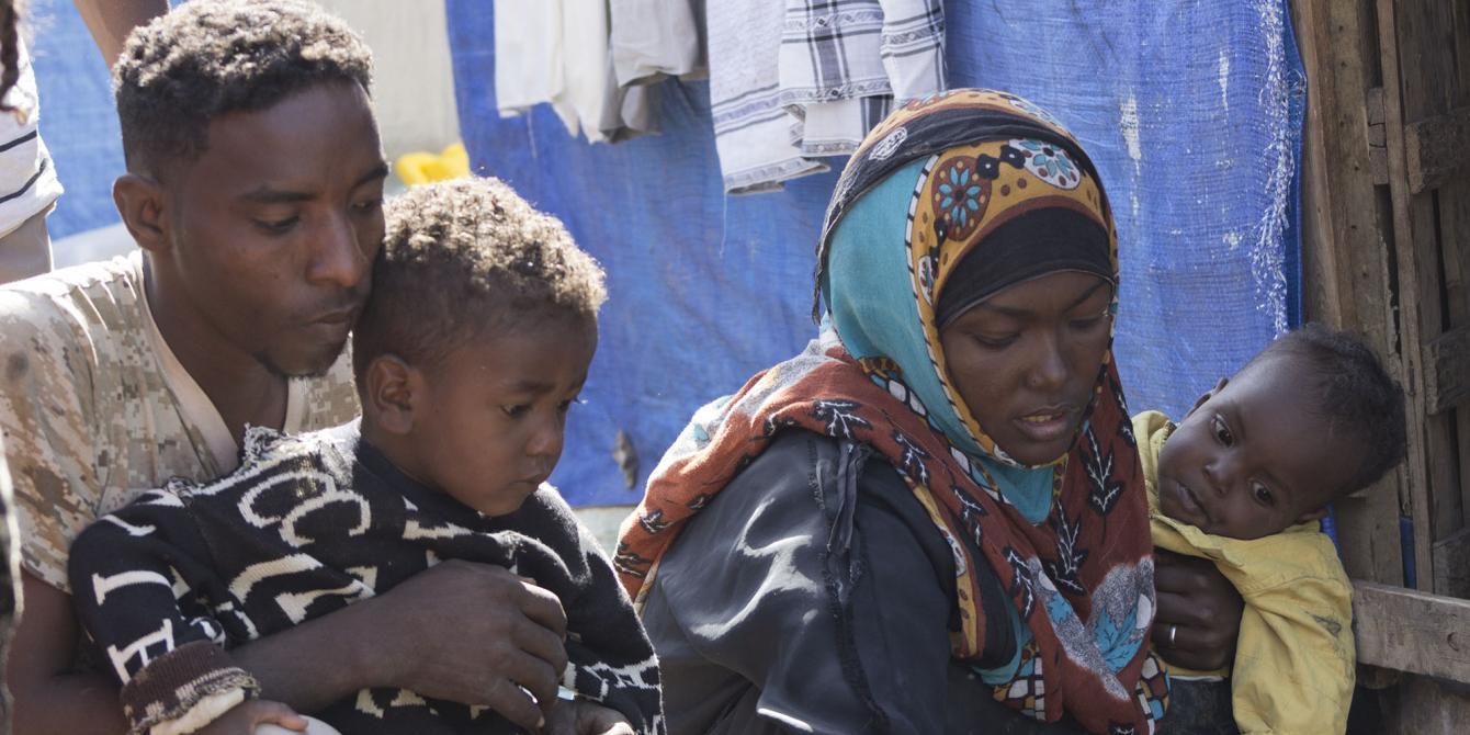 تسببت كارثة اليمن المفتعلة على إجبار الناس لأتخاذ خيارات قاسية بين الحياة أو الموت