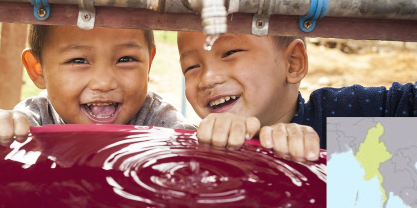 Oxfam's Resilience Work in Myanmar