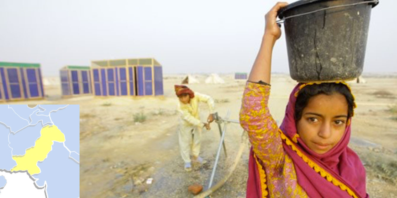 Oxfam's Resilience Work in Pakistan