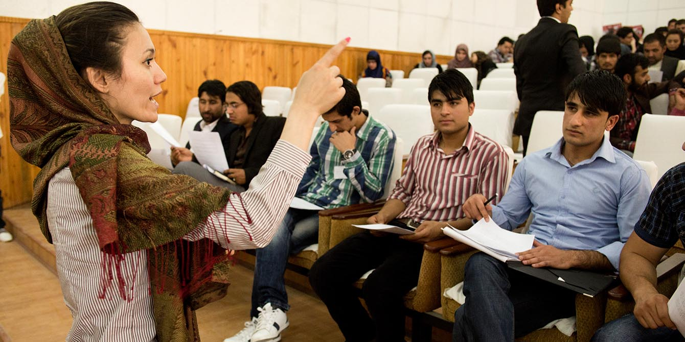 Oxfam in Asia - Afghanistan - Gender Justice