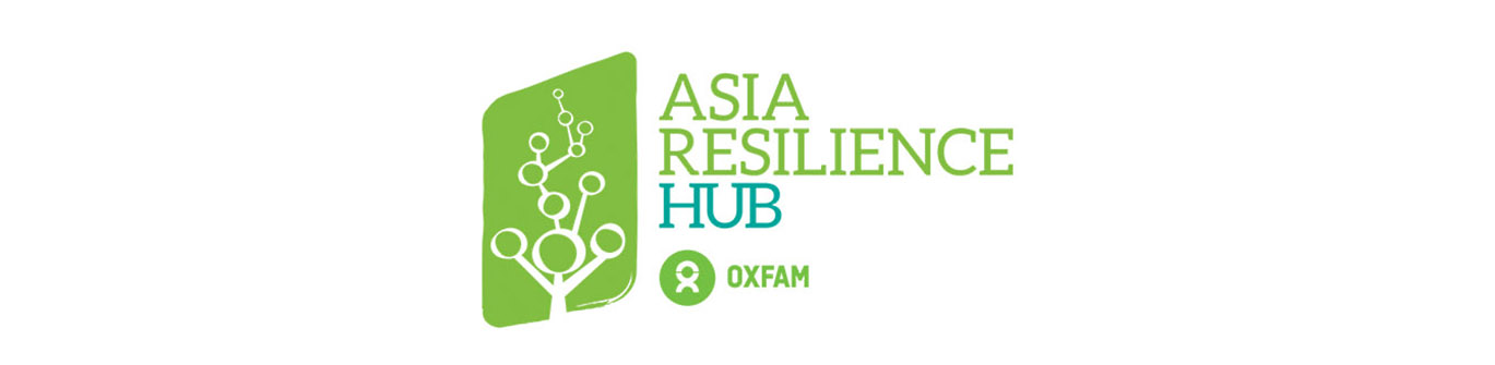 Oxfam in Asia - Asia Resilience Hub logo