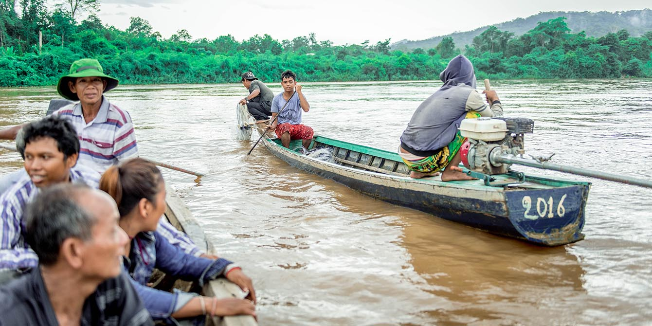 Oxfam in Asia - Cambodia - Building Community Fisheries to Safeguard Livelihood and Fish Stocks - Fishery Patrol
