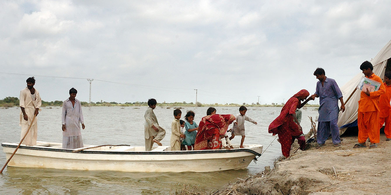 Oxfam in Asia - Pakistan - Humanitarian Response and Disaster Risk Reduction