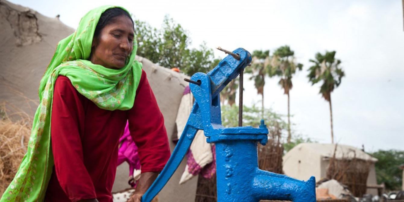 Oxfam in Asia - Pakistan - Urban Programming