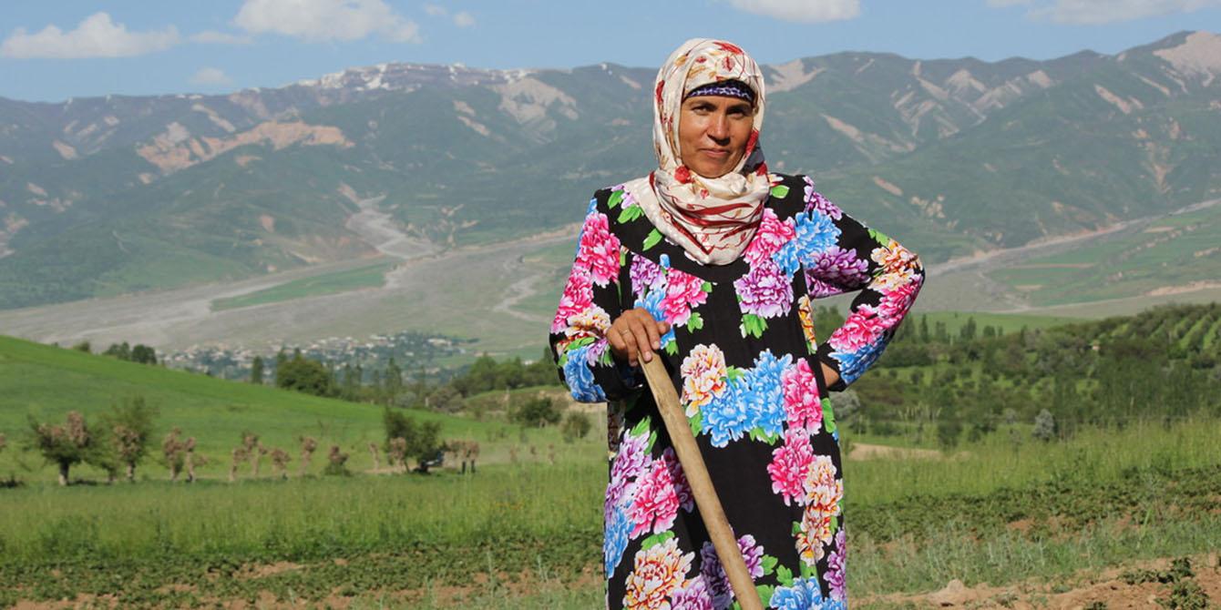 Oxfam in Asia - Tajikistan - Economic Empowerment