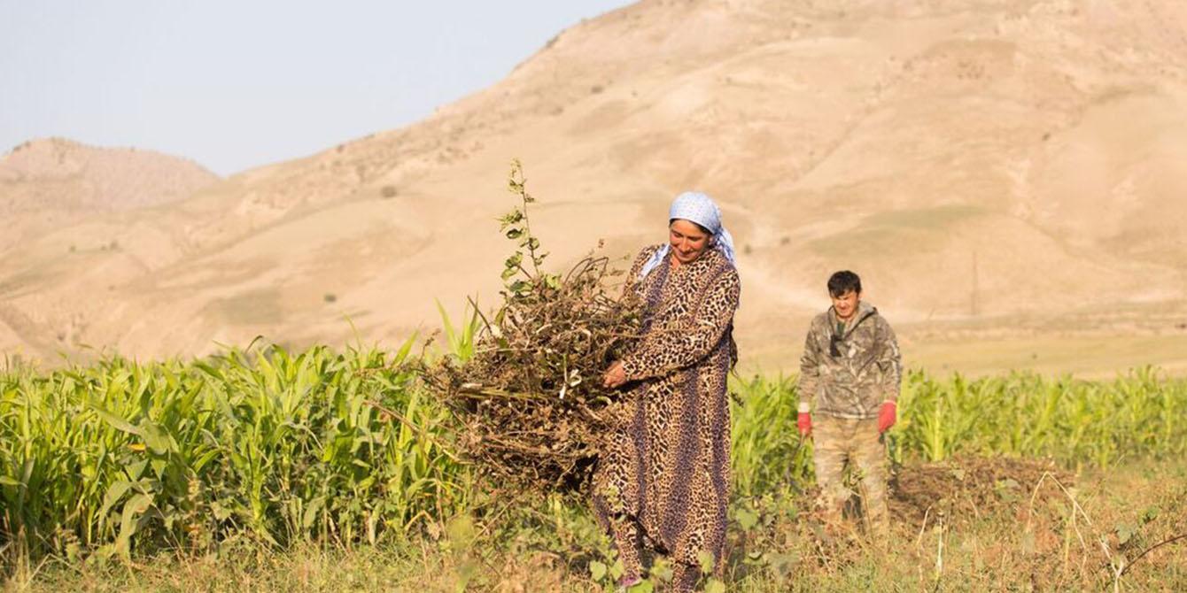 Oxfam in Asia - Tajikistan - Gender Justice