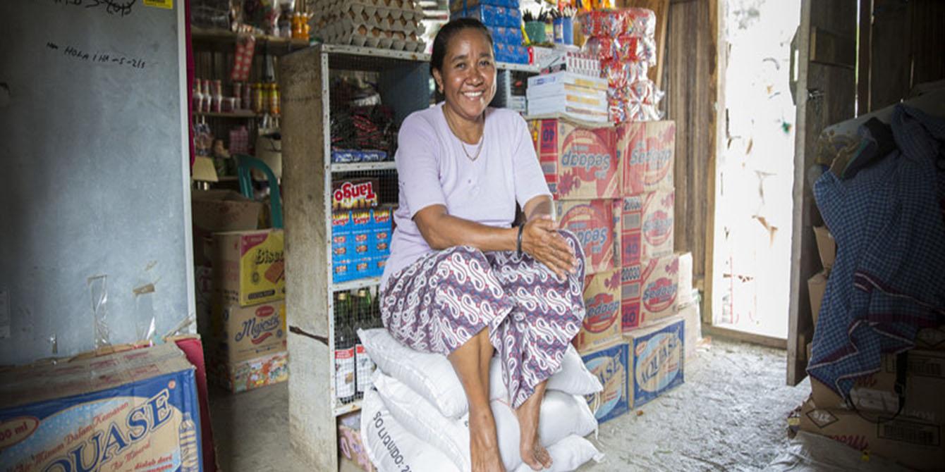 Oxfam in Asia - Timor Leste - Sustainable Livelihood