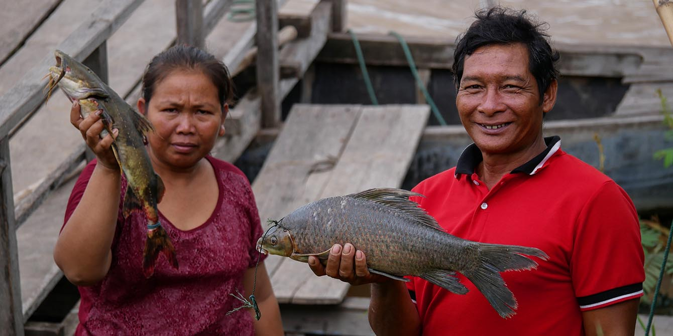 Oxfam in Asia - Water Governance - Mekong - Community Resilience