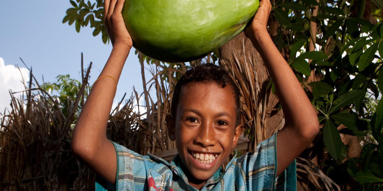 Oxfam in Asia - Timor Leste