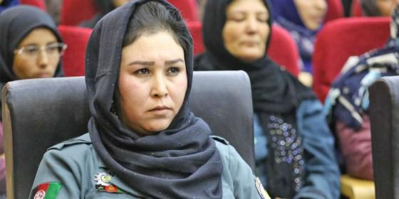 Oxfam in Asia - Publications - Afghanistan - Afghan Women Police: Tomorrow's force for inclusive security