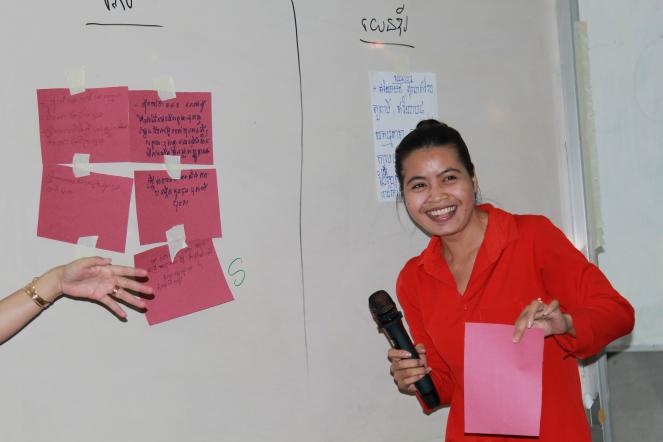 Media workshop