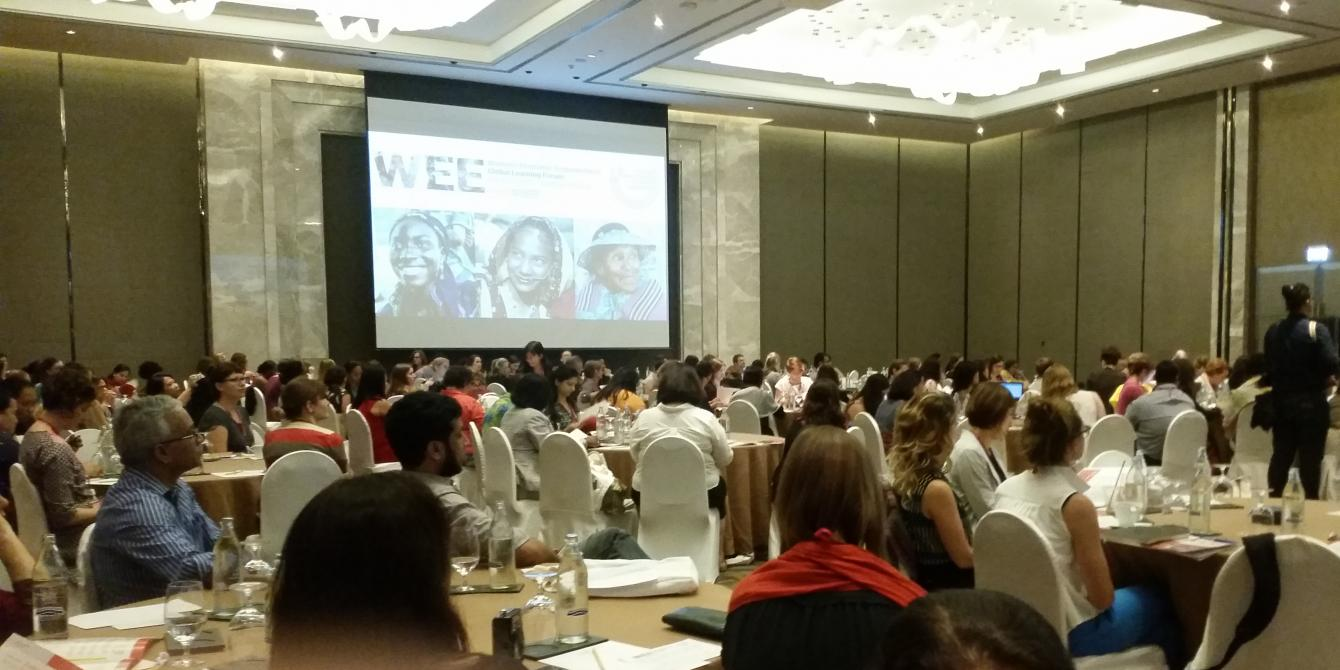 Women Empowerment Beyond Productive Role
