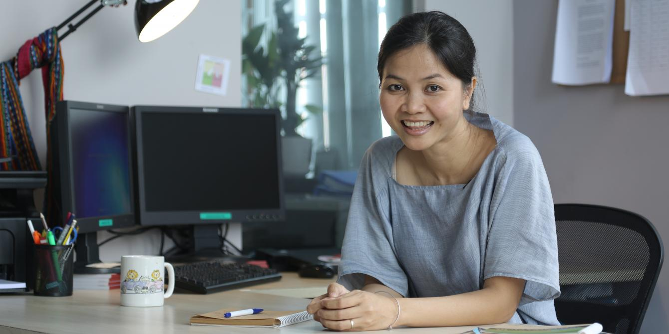 Oxfam Cambodia Welcomes Solinn Lim as Our New Country Director
