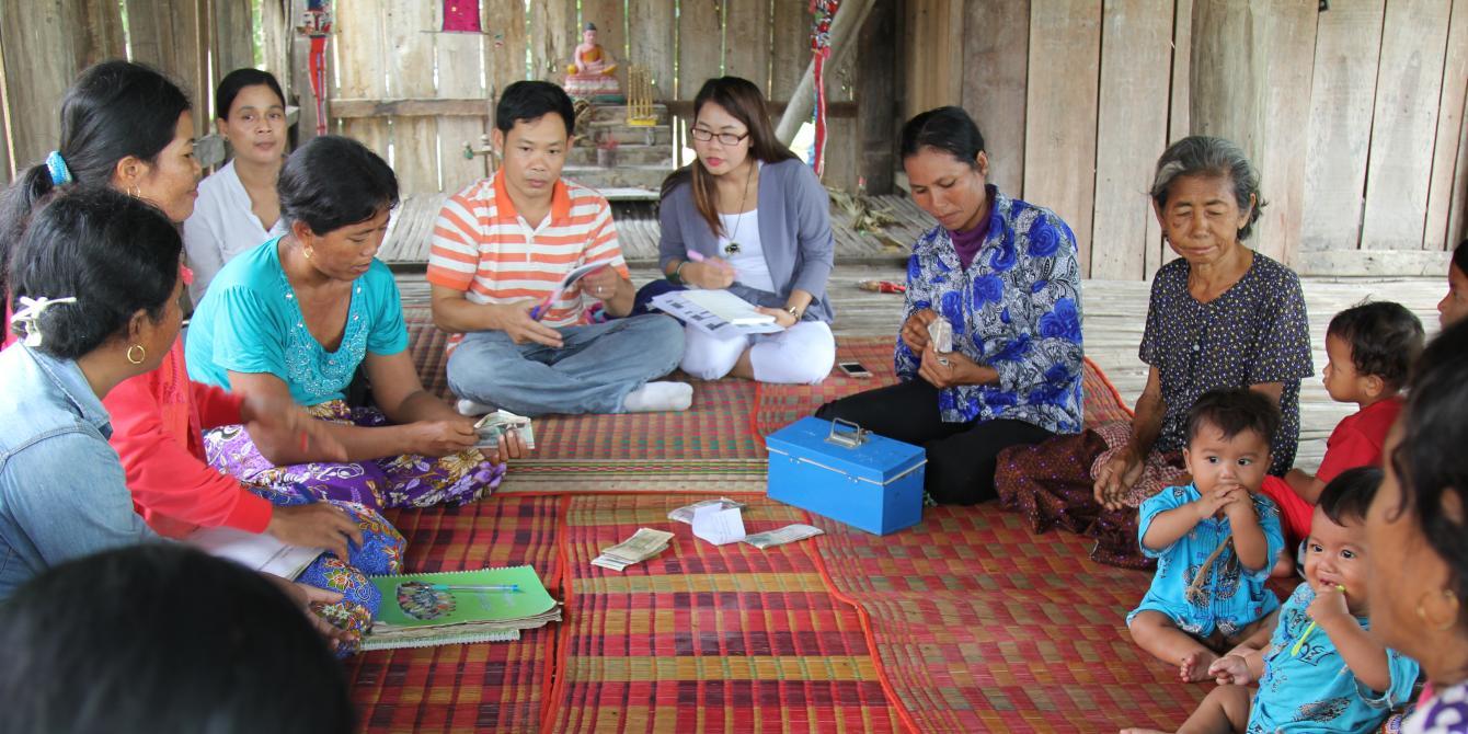 Beyond Cambodia: Oxfam's SfC Program Set to Reach The Region