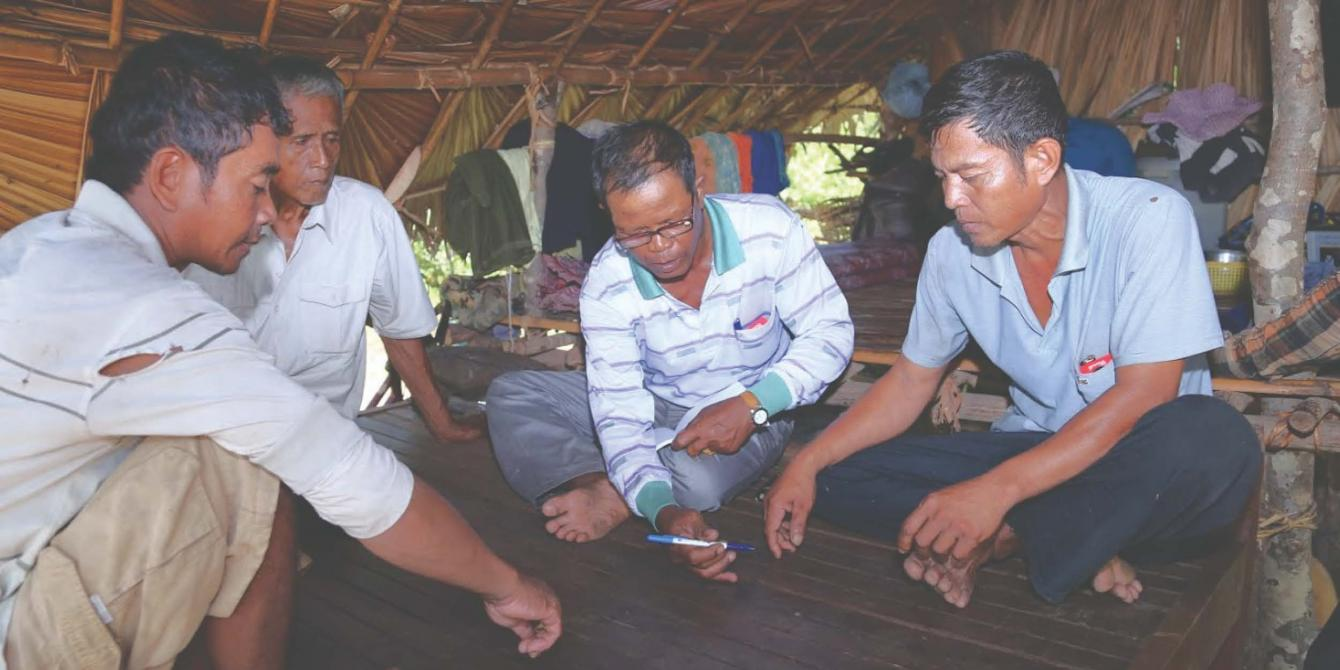 Cambodia Land and Environment Action Network (CLEAN) and Access to Justice Committee for The Poor (AJC)