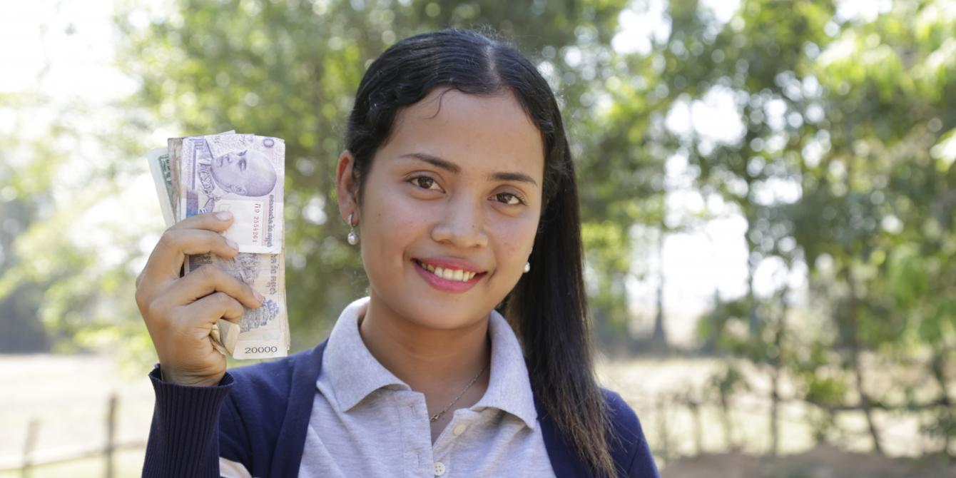 Women And Youth Creating Their Own Economics Opportunity