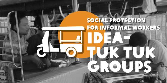TukTuk Groups, IDEA