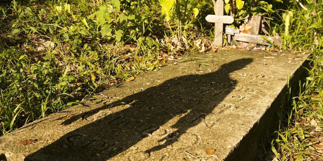 """""""El sistema que asesinó a Berta Cáceres"""", una publicación de la campaña Defensoras de la Madre Tierra. Foto por: Dany Barrientos / Oxfam en Honduras"""