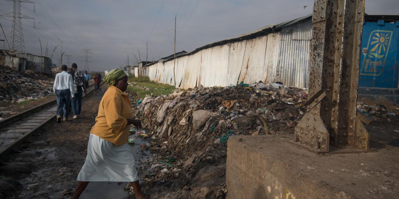 Margaret Mumbua,Photo Credit: Allan Gichigi