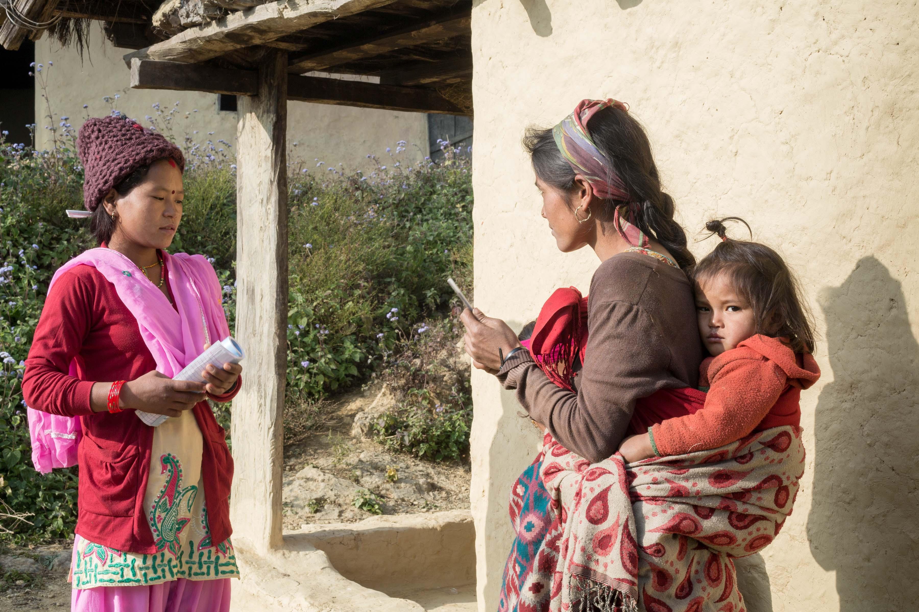 Ratni Rana Magar - Credit: Amuse Communications/Oxfam