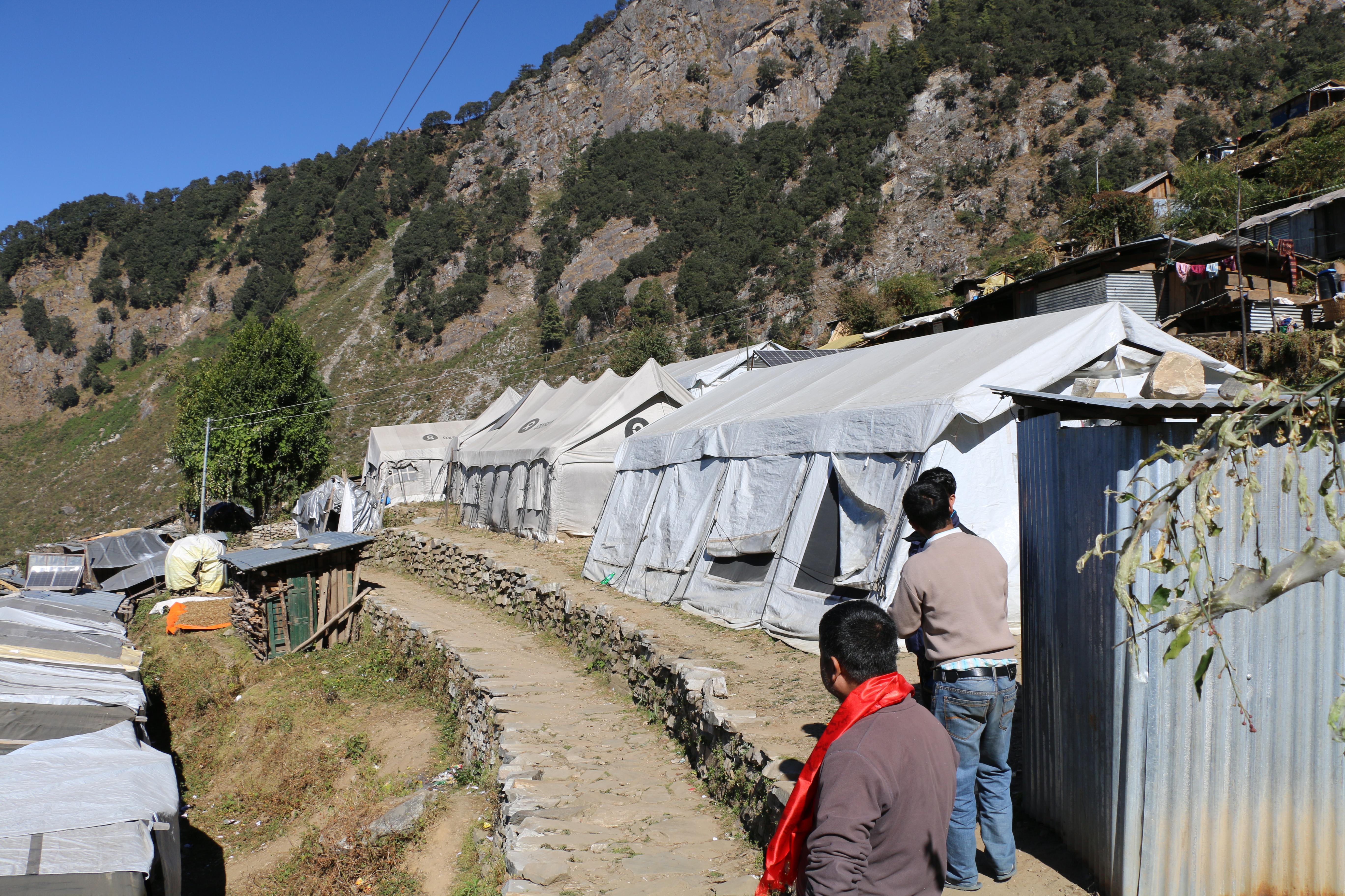 Camps in Kerauja