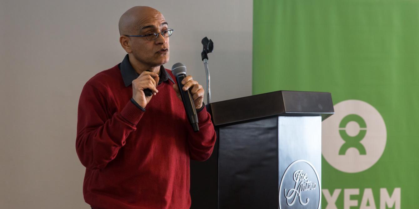 """""""Criterios para un crecimiento sostenible de la palma aceitera"""" / Ernesto Ráez Luna (Universidad Antonio Ruiz de Montoya)."""
