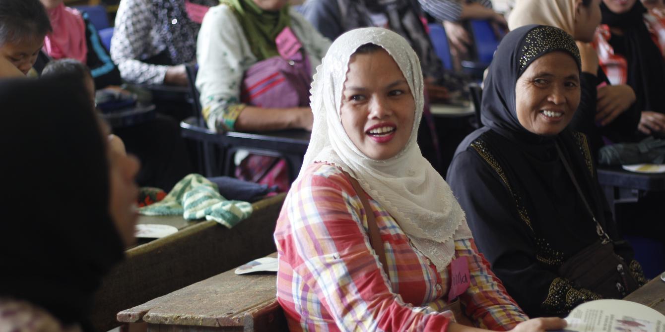 Women of Marawi