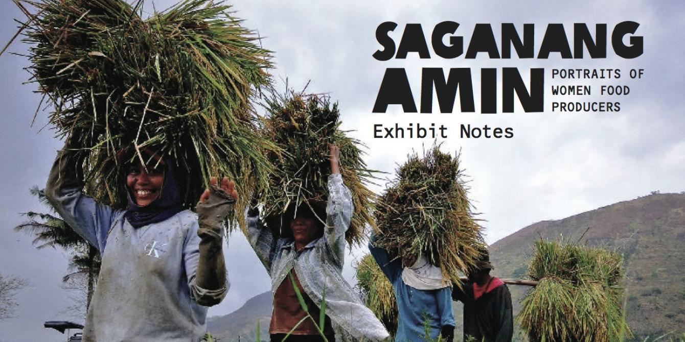 Saganang Amin publication (Original photo: Veejay Villafranca)