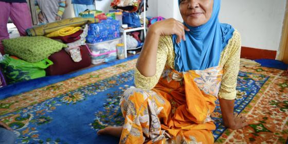 image story marawi city evacuees