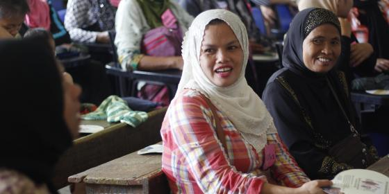 Women of Marawi
